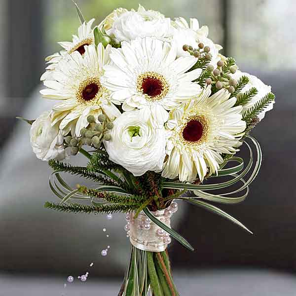 Gerbera Flower Wedding Bouquets: Glossary Of Florist Terms For Weddings Part 1 Of 4