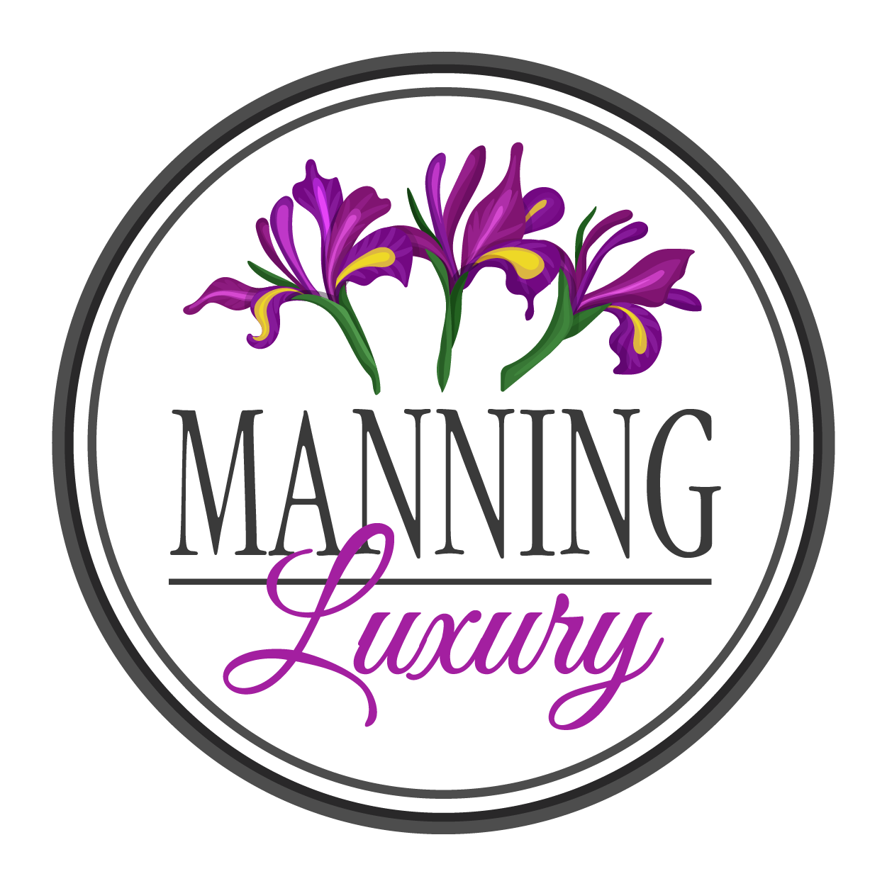 Manning Florist luxury flowers