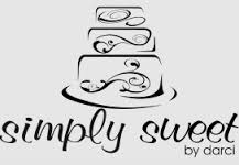 simply-sweet wedding cakes