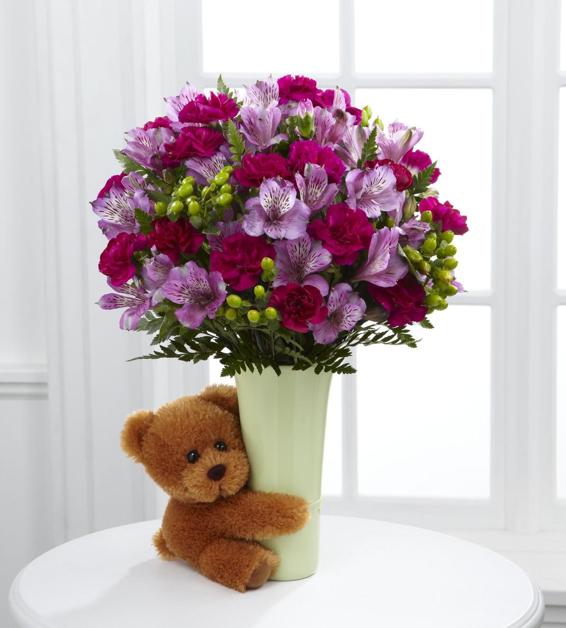 Get well soon flowers ordering flowers online sending flowers big hug bouquet dhlflorist Images