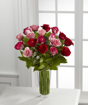 Rose Bouquet - True Romance Rose Bouquet