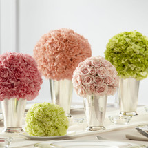 Bridesmaid's Garden Centerpiece