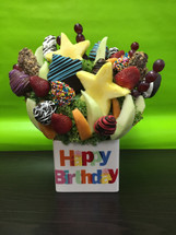 The Incredibly Happy Birthday Fruit Bouquet