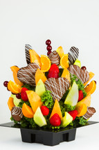 Zen Garden Fruit Arrangement