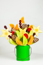 Superstar Fruit Arrangement