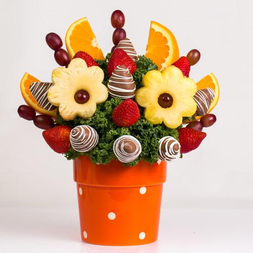 Spot On Fruit Arrangement Albuquerque Florist