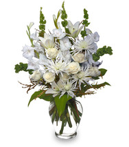 Peaceful Comfort Funeral Vase - RWF