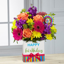 Birthday Brights Bouquet