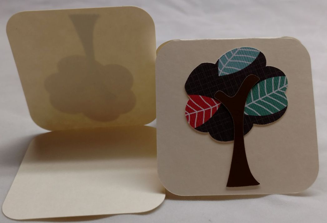 Note Card interior and Exterior