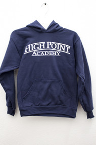 HighPoint - Hoodie - Navy