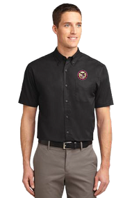 Men's Short Sleeve Easy Care Shirt