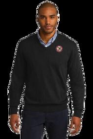 Men's V-Neck Sweater