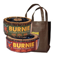 Burnie Grill Double Pack