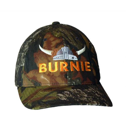 Burnie - Camo Flexfit Cap