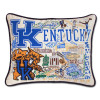 UK Embroidered Pillow