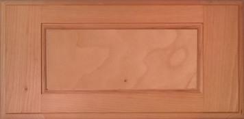DTDF 1038HZ - Drawer Front Solid Wood - Cherry
