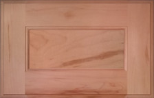 DTDF 1038HZF - Drawer Front - Paint Grade Maple