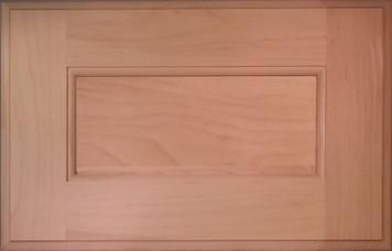 DTDF 1038HZF - Drawer Front - Hard Maple