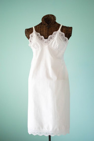 Dixie Bell Poly/Cotton Full Slip