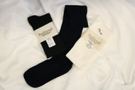 Cotton/Lycra Knee-High Sock