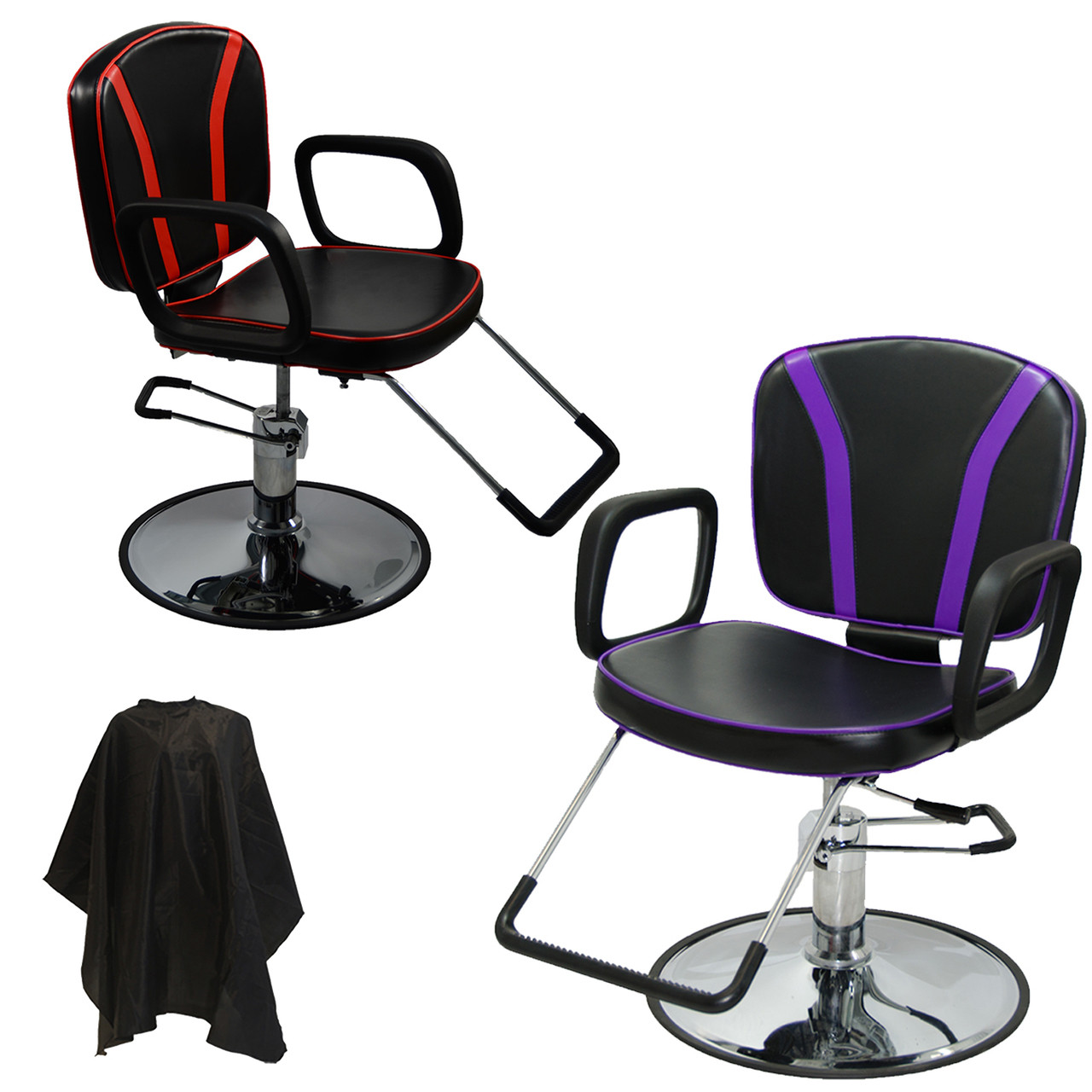 Image 1  sc 1 st  LCL Beauty & PRO-31109A Reclining Styling Chair - LCL Beauty