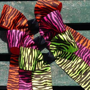 The Ange Neon Zebra