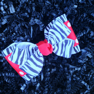 The Payton Jr. Zebra/Polka Dot