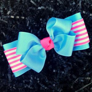 Light Blue/Pink