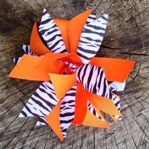 Orange/Zebra