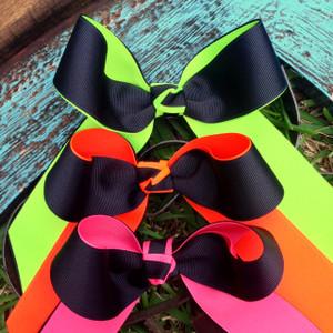 Lime Green/Orange/Pink