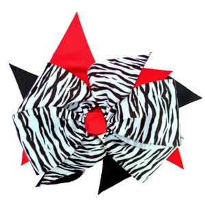 The Kimmie Large Zebra