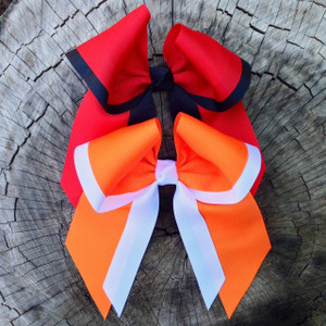 Red/Black, Orange/White