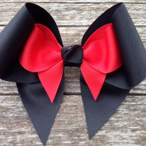 The Elizabeth- Black & Red