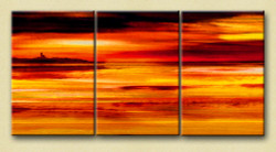 31GRP110 - Handpainted Art Painting - 48in X 24in
