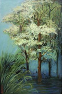 ,Land Scape 2,ART_836_4128,Artist : Debkumar Bhattacharyya (Seller),Acrylic