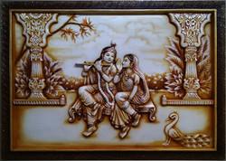 ,RADHA KRISHAN RK-4A,ART_1265_11181,Artist : DARSHANA MUTHA,Acrylic