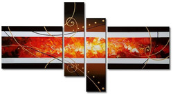 Constant  - 64in x 32in (Details Inside),RTCSD_21_6432,Multipiece, - 100% Handpainted Buy Painting Online in India.