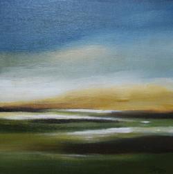 ,The Horizon,ART_1268_20289,Artist : Rituja  Gayen,Acrylic