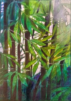 Integrity (ART_1968_25127) - Handpainted Art Painting - 10in X 14in