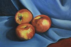 Still life (ART_4018_25517) - Handpainted Art Painting - 18in X 16in