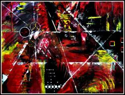 Resurgence (ART_4174_25765) - Handpainted Art Painting - 16in X 12in