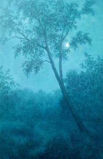 Shashi (ART_4221_25917) - Handpainted Art Painting - 24in X 36in