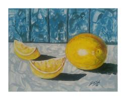 Sweetness (ART_4214_26181) - Handpainted Art Painting - 21in X 17in