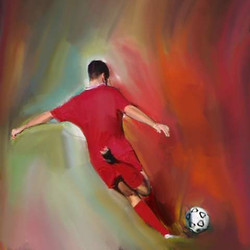 Football,Sports,Kick,FIFFA,Goal,Football Player