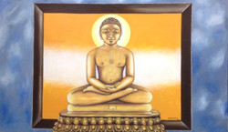 mahavira, mahavir, jain , mahavira paintings