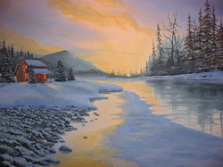 32landscape19 - 32in X 24in,32landscape19_3224,White, Light Shades,Rs.4490,Landscape and Seascape;Latest Collection;By Orientation and Size/Horizontal/Medium (25in to 32in);Full Collection