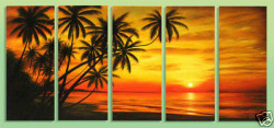 Sky,Sea,Sea Shore,Beach ,Coconut Tree