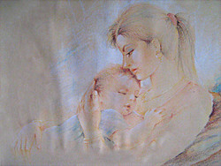 Mom,Mother,Care,God,Mother and Baby,Small Kid,Child