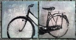 Cycle,Bicycle,Wheel,Old Memories,Childhood