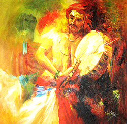 Figurative,Music,Playing Musical Instrument